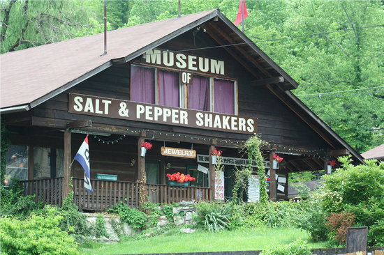 Salt and Pepper Shaker Museum : The museum