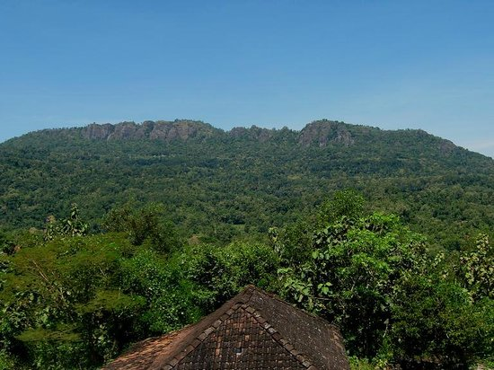 Yogyakarta, Indonésie: nawung view 1