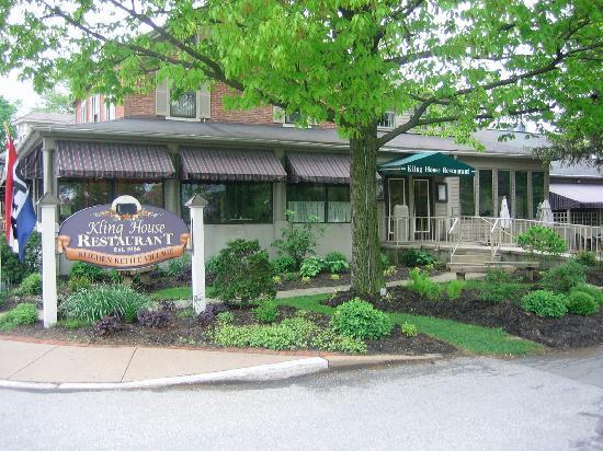 Inn At Kitchen Kettle Village Kling House Restaurant