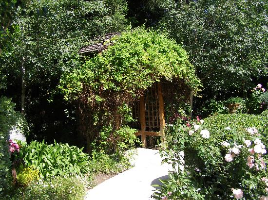 Best Western Plus Elm House Inn : Garden pic #2