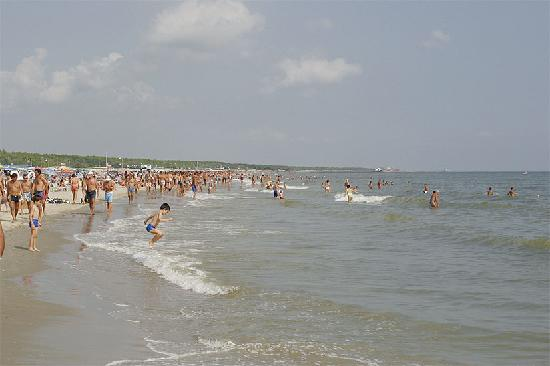 Matrimonio Spiaggia Marina Di Ravenna : La spiaggia di marina romea foto ravenna province of