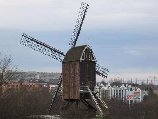 Sodehotel La Woluwe : The old windmill