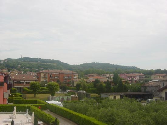 Hotel Idania: vista dalla camera dell'hotel