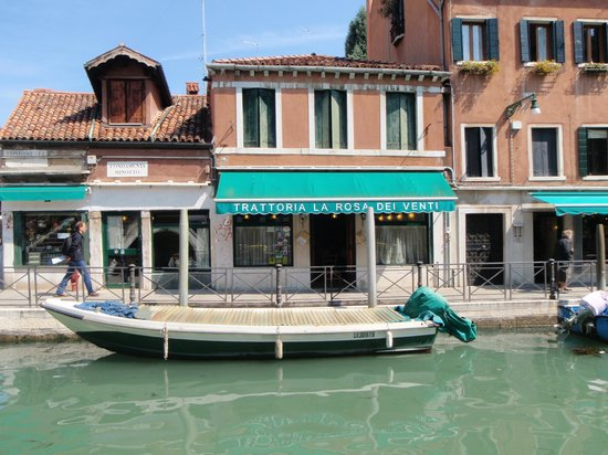 Venice Resorts: Breakfast place