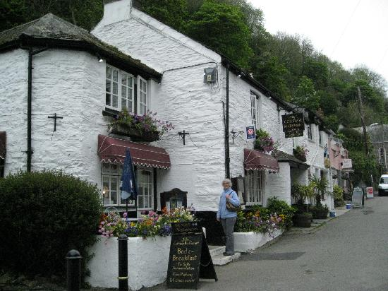 Polperro, UK: The Cottage