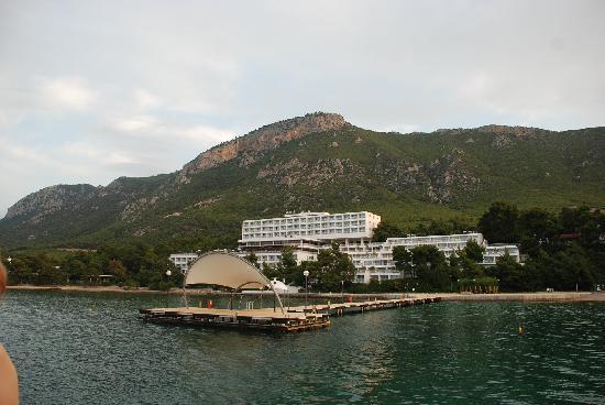 Club Med Gregolimano: Hôtel
