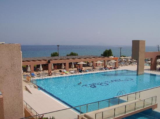 Hotel Mikri Poli Picture Of Atlantica Kos Kardamena