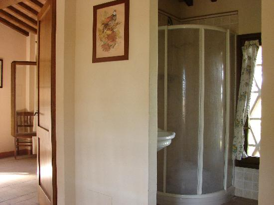 Castello Di Oliveto : Bath and bedroom