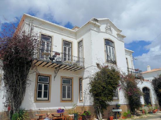 Casa Grande front view