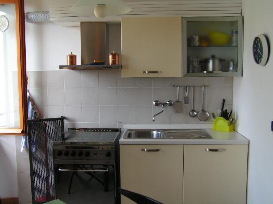 Il Patio: Kitchen
