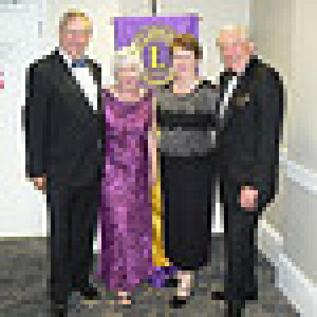 The Warwick: Formal Banquet Night