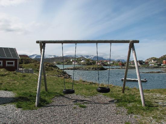 Sommaroy Arctic Hotel Tromso: swing