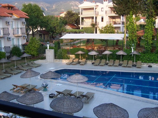 Ramos Hotel : Pool area