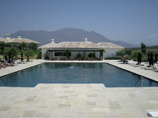 Finca Cortesin Hotel Golf & Spa: piscina exterior