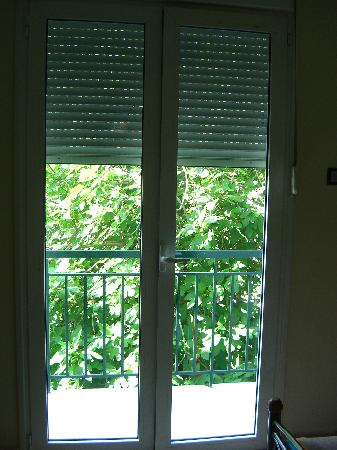 Hotel Brazil Inn: Porta finestra