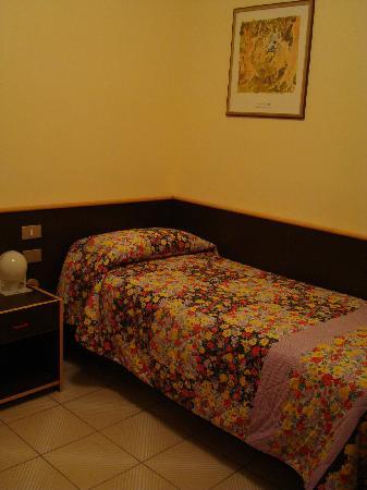 Hotel Primavera: Chambre single de l'hôtel Primavera