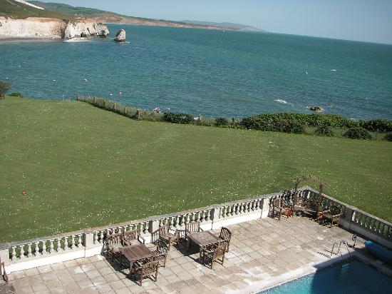 Freshwater Bay Country House: View from Twin Room