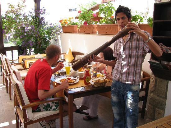 Anemon Restaurant : Peper