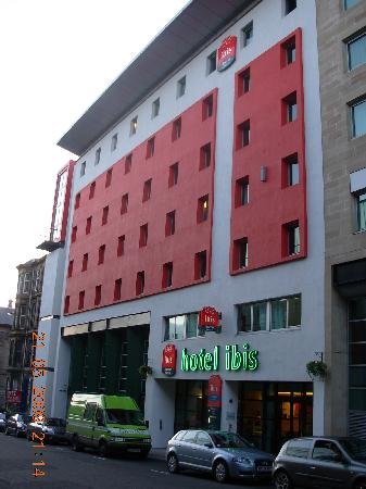 Hotel Ibis Picture Of Ibis Glasgow City Centre Sauchiehall