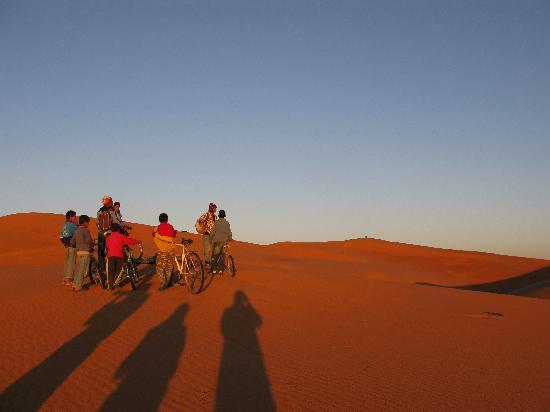 Kasbah Sable D'or: las dunas de oro