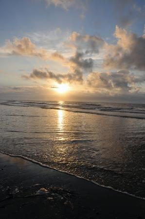 Hunting Island State Park Campground: Sunrise