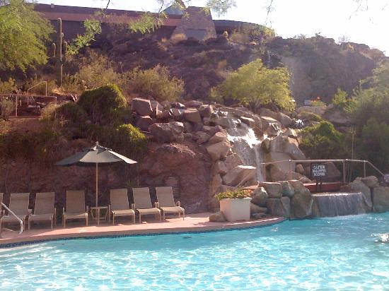 View picture of phoenix marriott tempe at the buttes for Tempe swimming pool