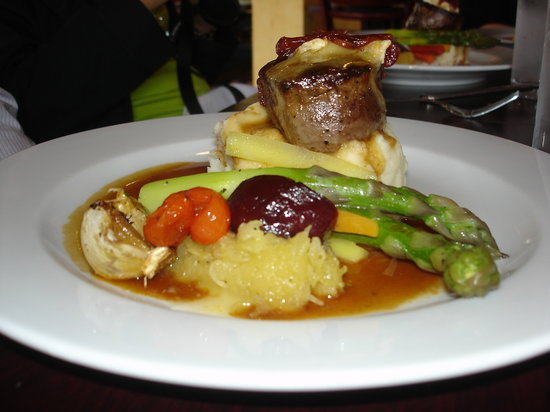 Alchemist : Beautiful food!