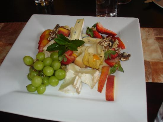 Alchemist : The French Cheese dessert platter