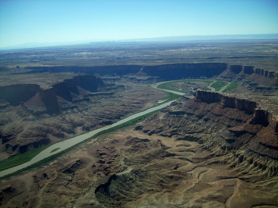Canyonlands National Park, ยูทาห์: canyonlands june 2008