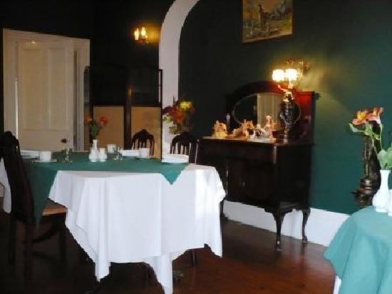Glendruidh House : Dining Room