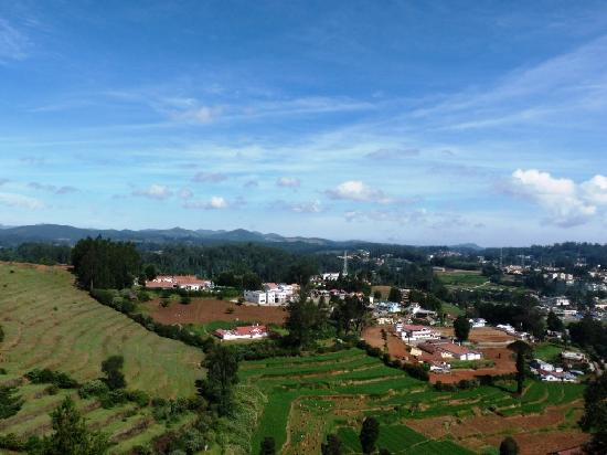 Sterling Ooty Elk Hill: View from Balcony