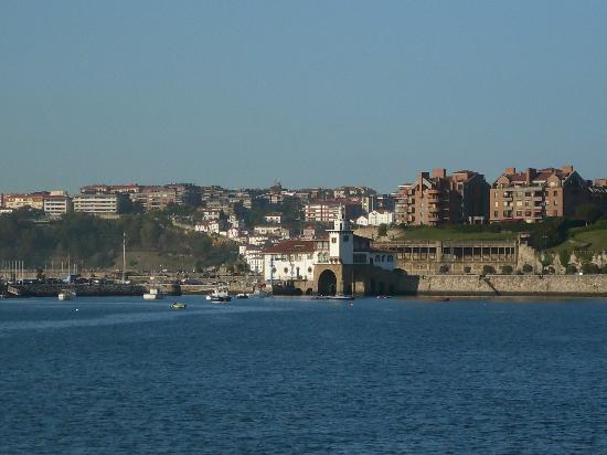 Getxo, İspanya: El Faro de Algorta