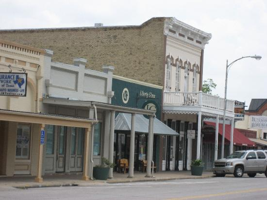 Main Street in Bastrop