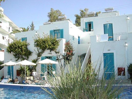 Panormos, Grækenland: Hôtel Kirki Panormo