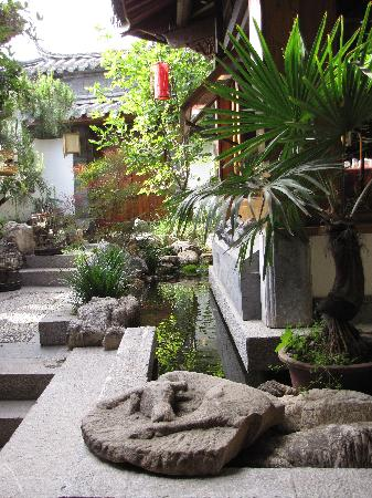 Zen Garden Hotel (Lion Mountain Yard): The interior of the hotel