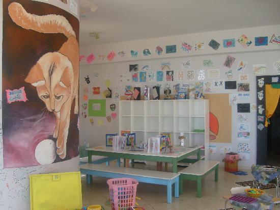 salle de jeux d 39 enfant photo de zita beach resort. Black Bedroom Furniture Sets. Home Design Ideas