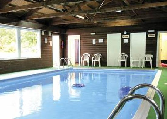 Kiltarlity Lodges: Pool