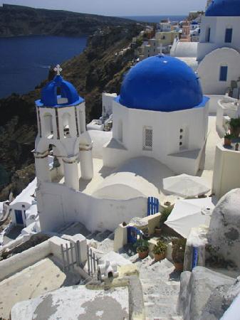 Villa Renos: Greek Church