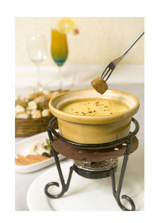 Out of the Blue : Best Fondue