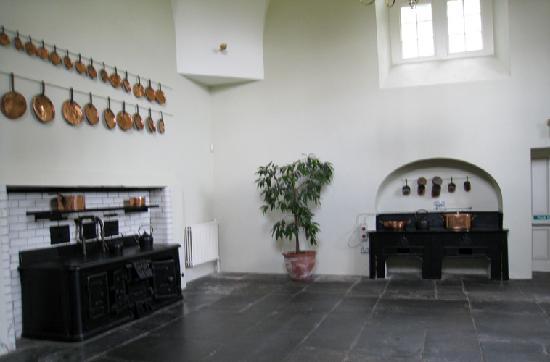 Château de Kilkenny : ze kitchen