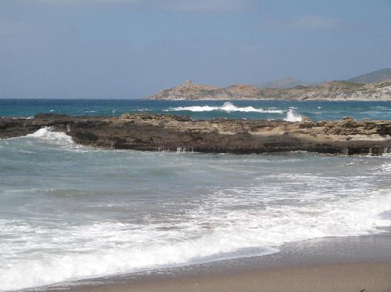 Isola Rossa Resort: spiaggia di tresnuraghes