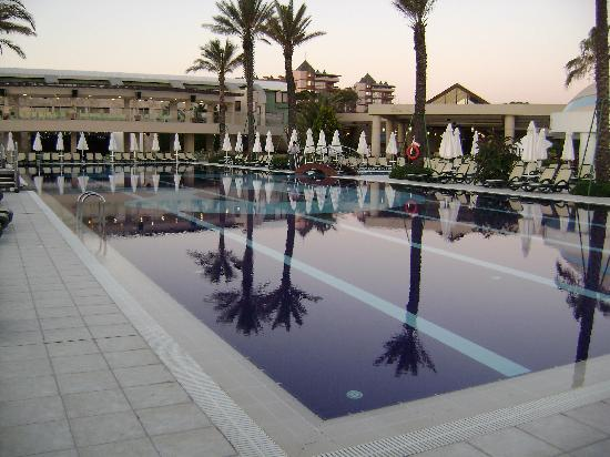 Limak Atlantis Deluxe Hotel & Resort: The main pool