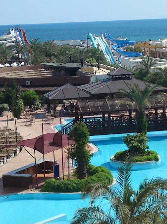 Liberty Hotels Lara: the silence pool