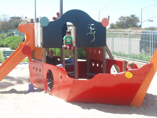 Carlsbad Seapointe Resort: Fun Play Structures