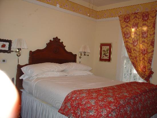 The Buckley House Picture Of La Belle Epoque Napa