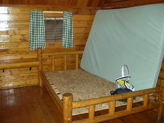 Myrtle Beach Koa Kampground Full Size Bed
