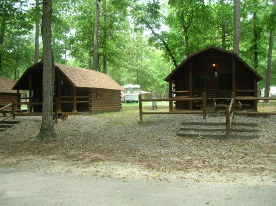 Cabins Picture Of Myrtle Beach Koa Kampground Tripadvisor