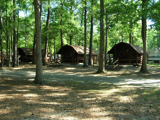 Myrtle Beach Koa Kampground More Cabins