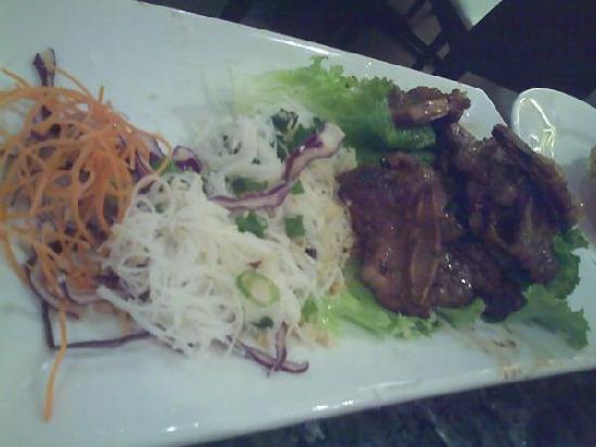 Saigon Star: beef short ribs