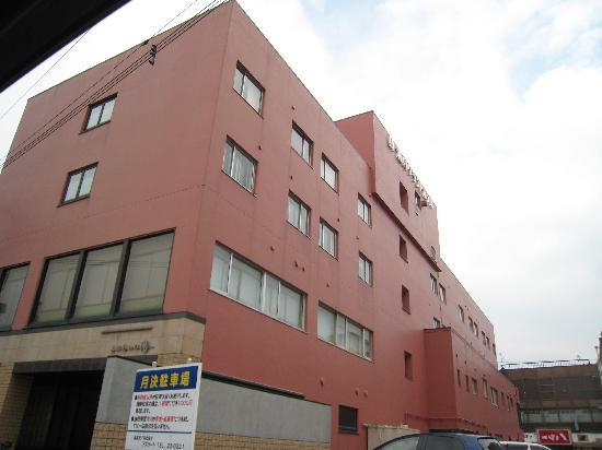 Wakkanai Grand Hotel : 稚内グランドホテル外観